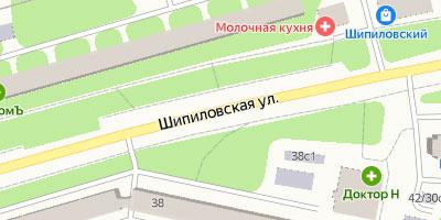 Шипиловская ул