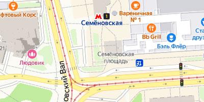 Семёновская площадь