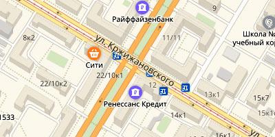 Ул. Кржижановского