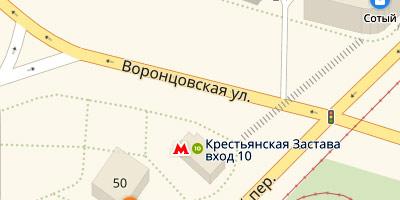 Ул. Воронцовская