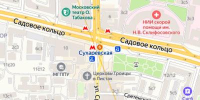 Сухаревская площадь
