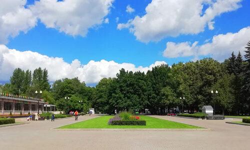 Лето в парках 2020