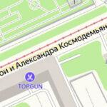 Ул. З. и А. Космодемьянских